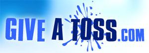 Give A Toss logo